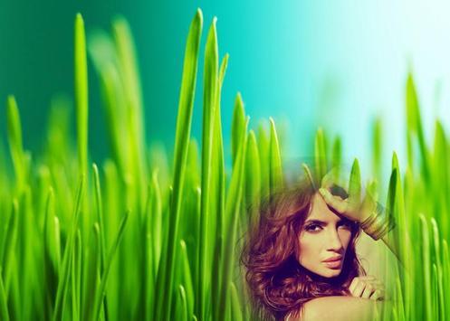 Green Grass Photo Frame screenshot 4