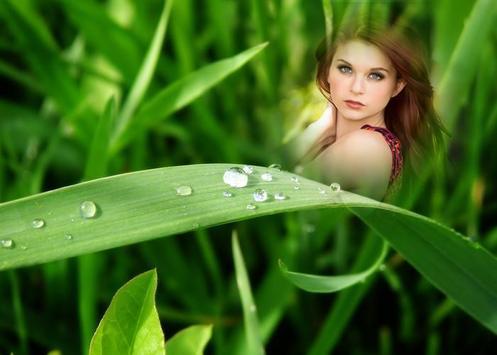 Green Grass Photo Frame screenshot 1