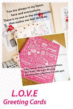 Love Greeting Cards - I LOVE U apk screenshot