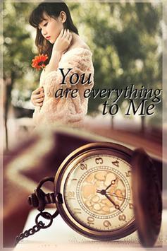 Love Greeting Cards - I LOVE U poster