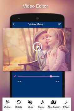 Video Editor with Music screenshot 3