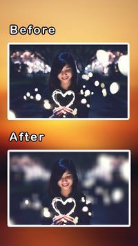 DSLR Camera-Blur Effect screenshot 6
