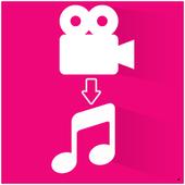 Video To Audio Converter icon