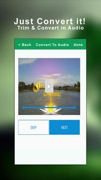 Video To Music Converter screenshot 2