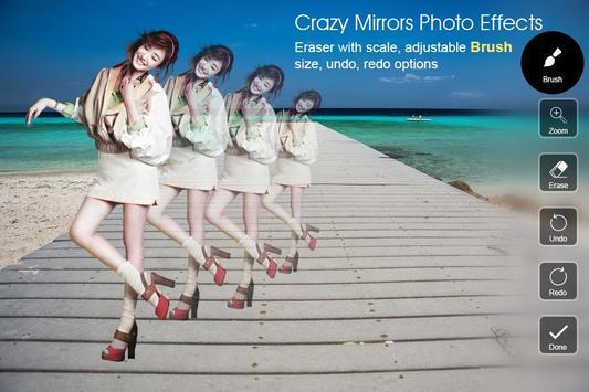 Crazy Mirror Photo Effect poster
