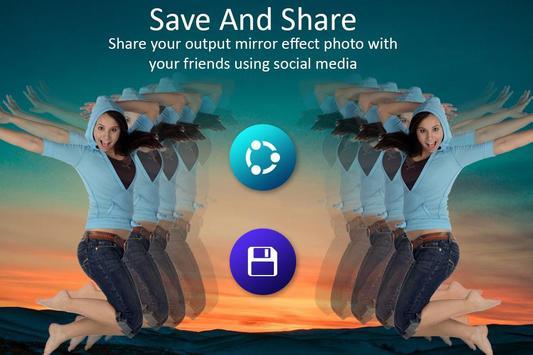 Crazy Mirror Photo Effect apk screenshot