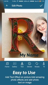 Creative Text Photo apk screenshot