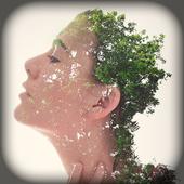 BlendMe : Double Exposure icon