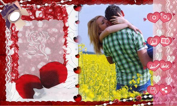 Love Frames Photo Editor apk screenshot