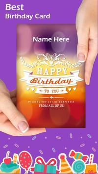 Name on Birthday Card screenshot 4