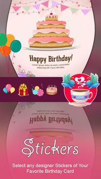 Name on Birthday Card screenshot 5