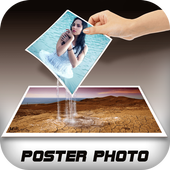 Poster Photo Maker icon