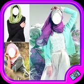 Modern Hijab Look Fashion Photo Editor icon