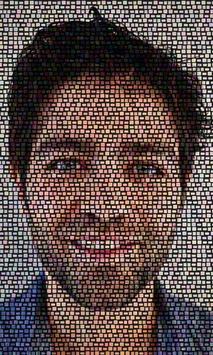Photo Stain Glass Pattern LITE apk screenshot
