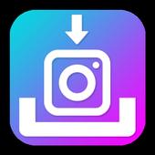 PhotoGram Save Photo Instagram icon