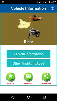 Bihar Vehicle Information apk screenshot