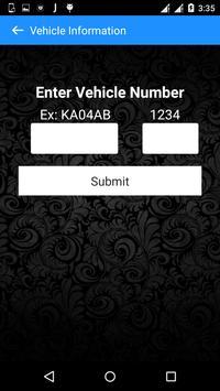 Karnataka Vehicle Information apk screenshot