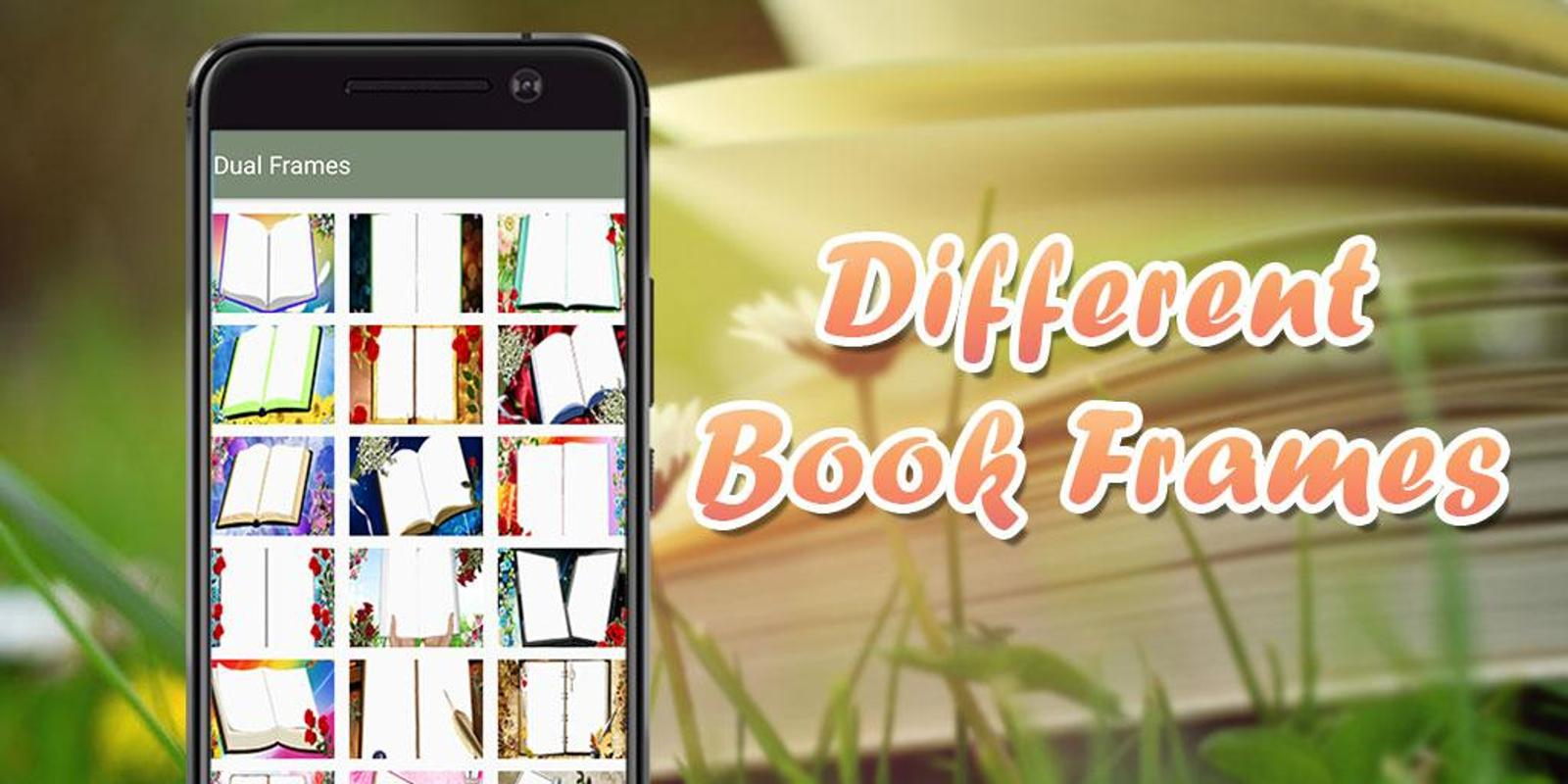 Book Photo Frame Editor APK Download - Free Photography APP for ...