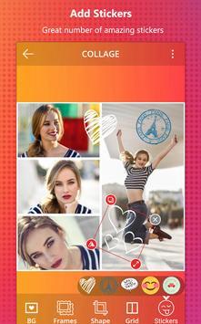 Photo grid - Photo collage apk screenshot