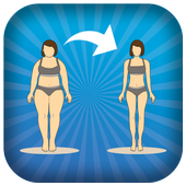 Make me slim Photo editor body slimmer icon