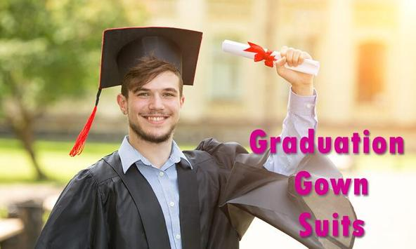 Graduation Gown Suits poster