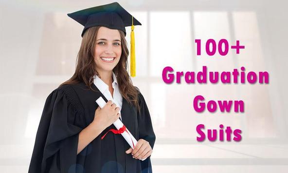 Graduation Gown Suits apk screenshot