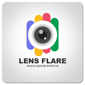 Lens Flare Photo Editor Effect icon