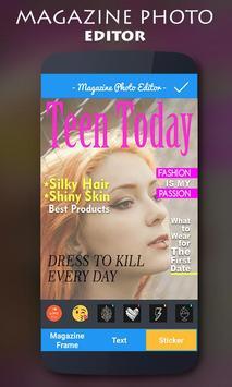 Magazine Photo Editor screenshot 3