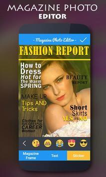 Magazine Photo Editor screenshot 4