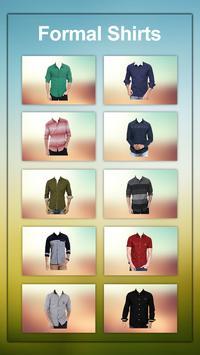 Man Shirt Photo Suit-Effect screenshot 1