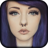 Piercing Photo Editor Effect icon