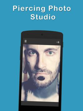 Piercing Photo Editor Effect apk screenshot