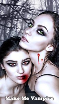 Vampire Photo Editor -Effect screenshot 4