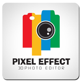 Pixel Effect 3D Photo Editor icon