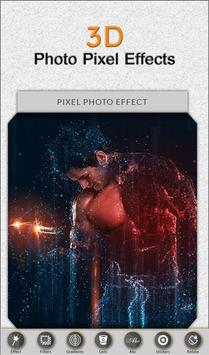 Pixel Effect 3D Photo Editor poster