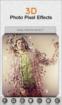 Pixel Effect 3D Photo Editor apk screenshot