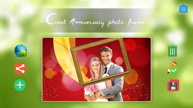 Anniversary Photo Frame apk screenshot