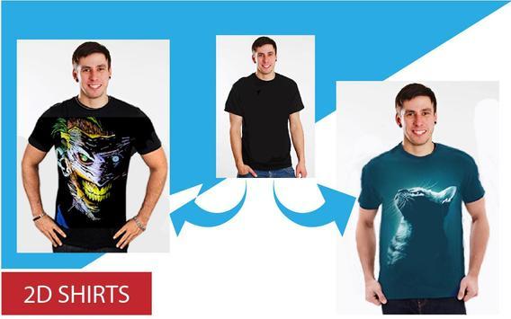 Man T-Shirt Photo Editor 2019 - 3D T Shirt Suit screenshot 13