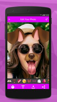 Snappy photo filters & Sticker screenshot 2