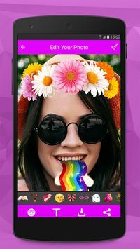 Snappy photo filters & Sticker screenshot 4