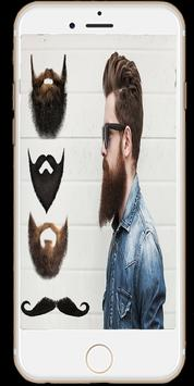 beard photo editor poster
