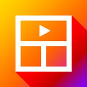 Photo & Video Collage Editor icon