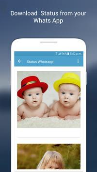 Status Downloader for Whatsapp apk screenshot