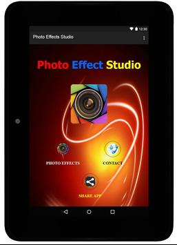 Photo Effects Studio poster