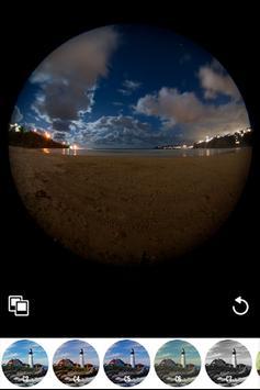 Fisheye Camera apk screenshot