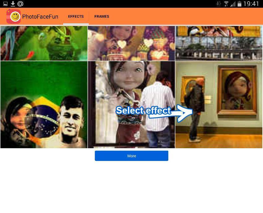 Kaboolos — download frame funny photo maker.