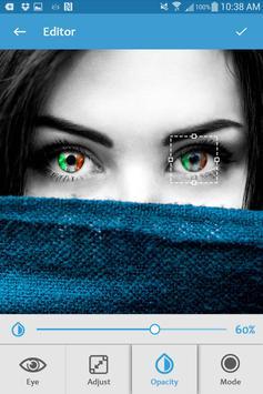 Eye Color Changer screenshot 3