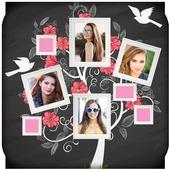 Tree Photo Collage icon
