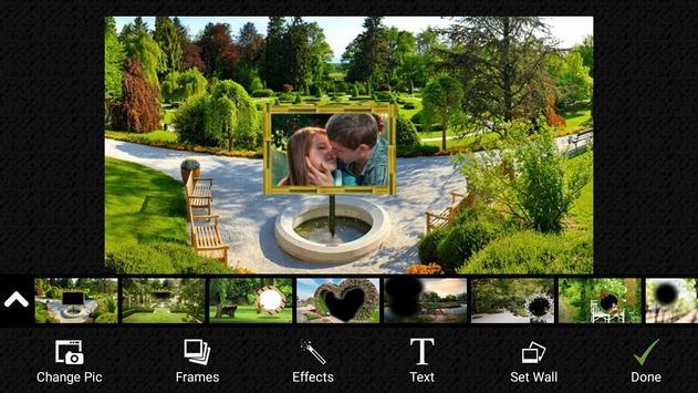Garden Photo Frames screenshot 2
