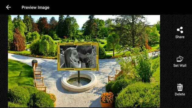 Garden Photo Frames screenshot 4
